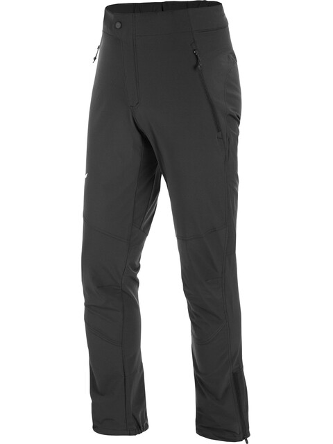 Salewa Agner Orval DST - Pantalones de Trekking Hombre - negro
